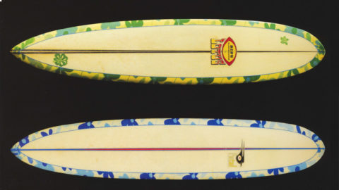 Brewer-shaped Bing Surfboards, early 1968
